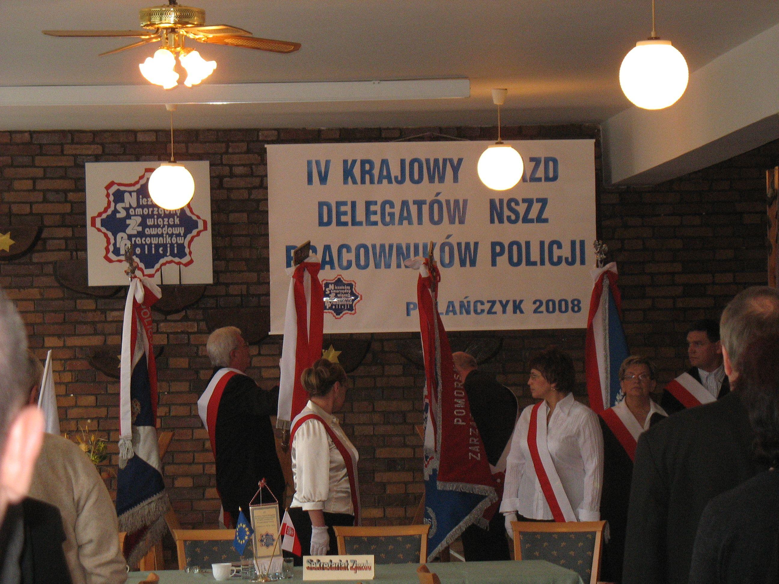 IV Zjazd Delegatów w Polańczyku
